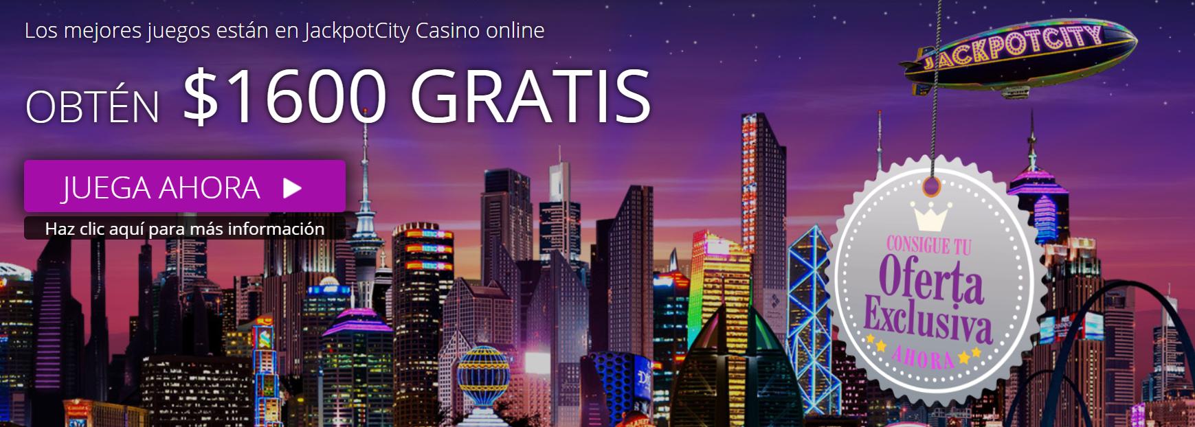 JackpotCity Online Casino - Reseña 3