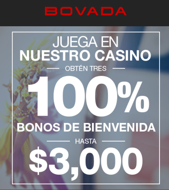 Casino Bovada - Reseña 2