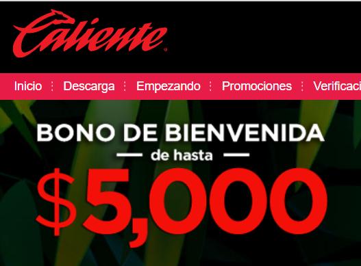 BetCaliente / Casino Caliente Mx - Reseña 10