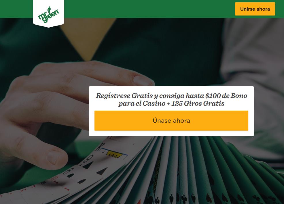 Casino Mr Green - Reseña 1