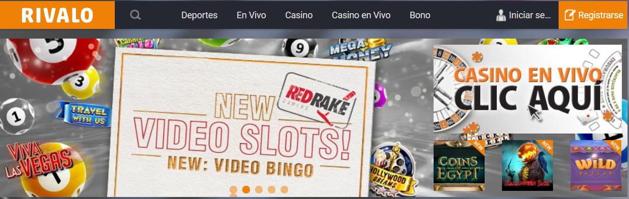 Casino Rivalo - Reseña 2