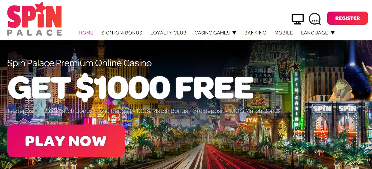 Spin Casino - Reseña 2