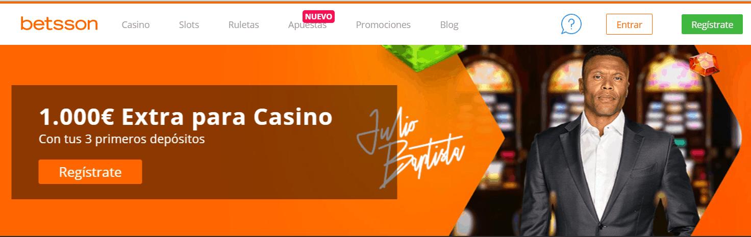 Casino Betsson - Reseña 2