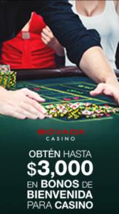Los puntos de Bovada Casino