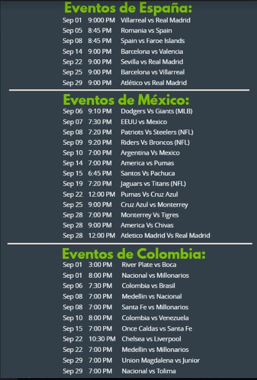 Codere - Septiembre de Apasionante Fútbol 2