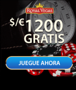Royal Vegas Online Casino - Bonos