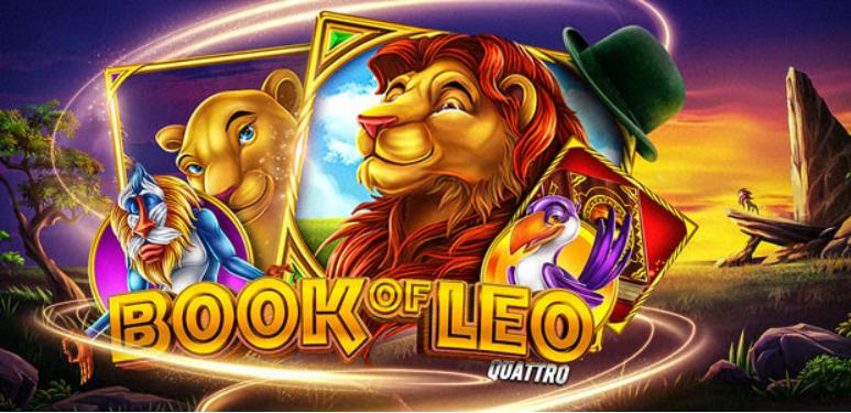 Book of Leo - tragamonedas