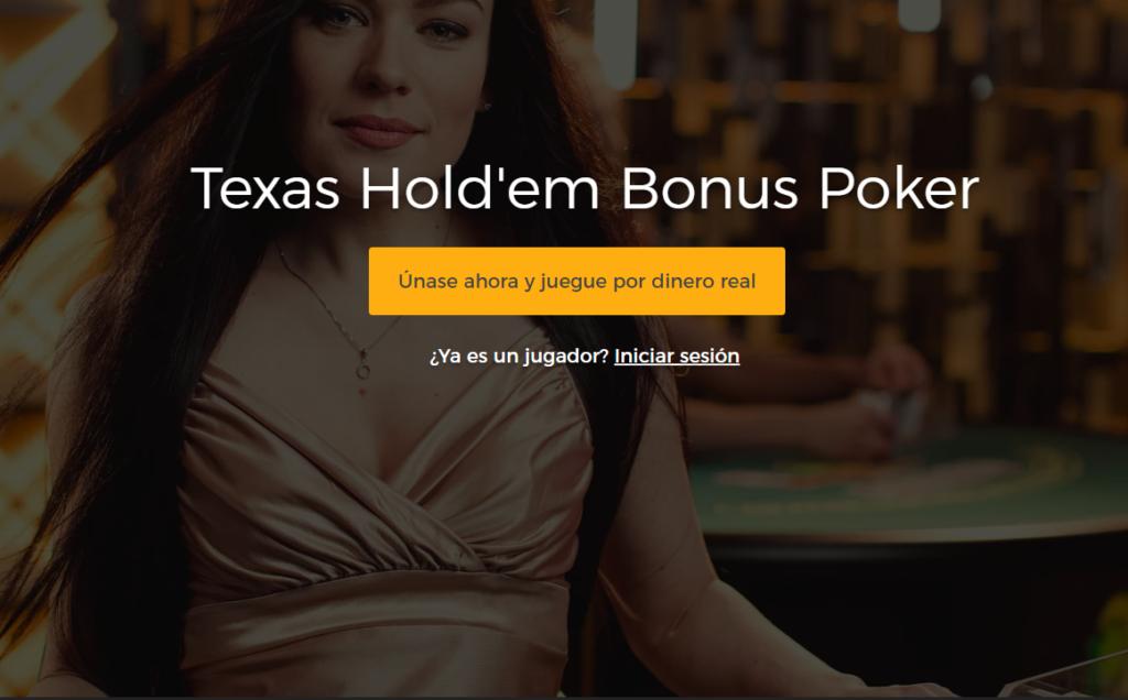 poker texas holdem - mr green