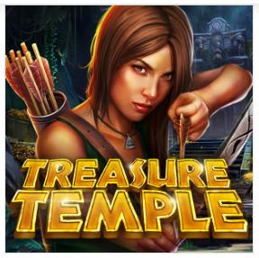 treasure temple - tragamonedas
