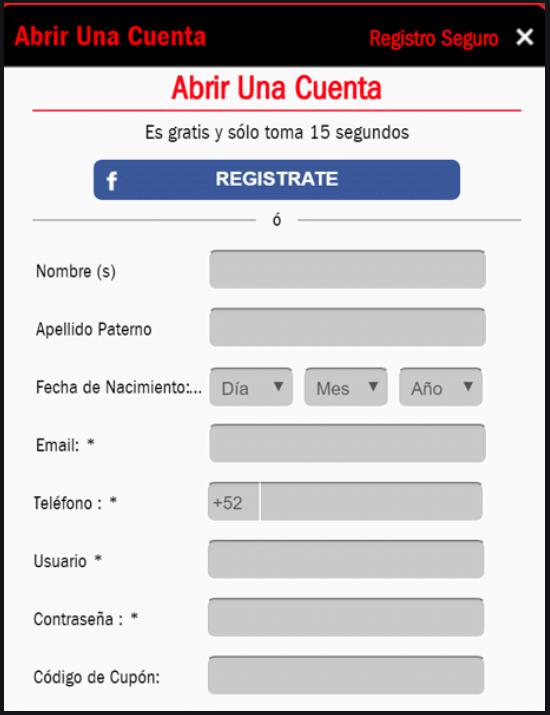 verificación de cuenta - abrir una cuenta