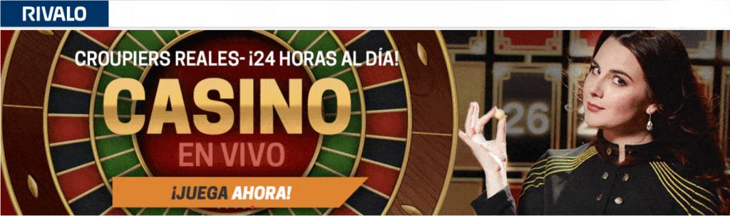 Navidad 2019 en Rivalo - Casino en Vivo