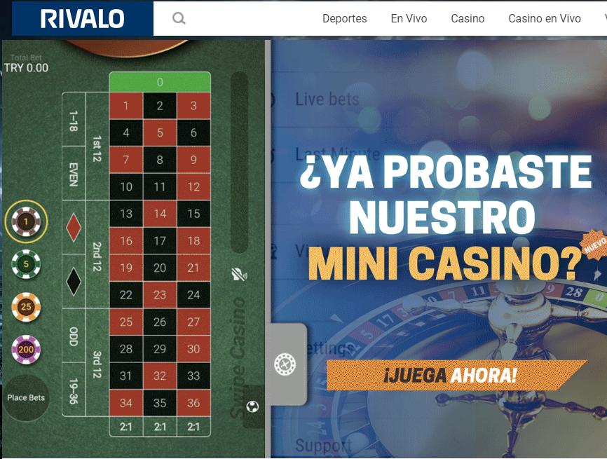 Navidad 2019 en Rivalo - Mini Casino