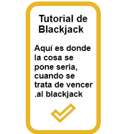 Tutorial de Blackjack 1