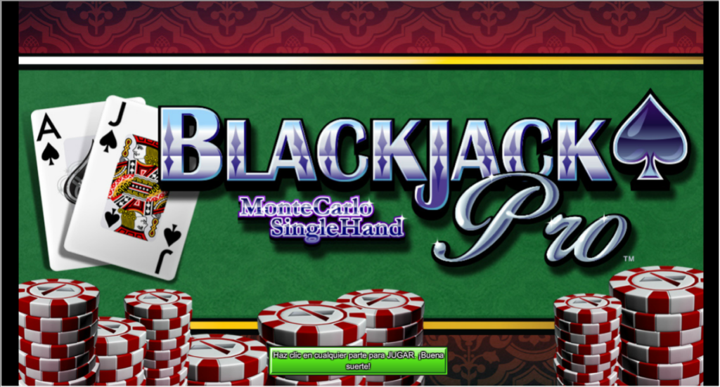 blackjack de una mano
