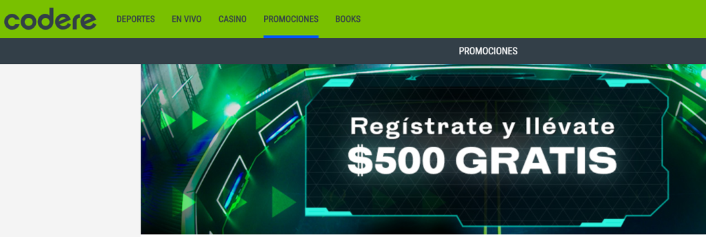 codere mx. casino