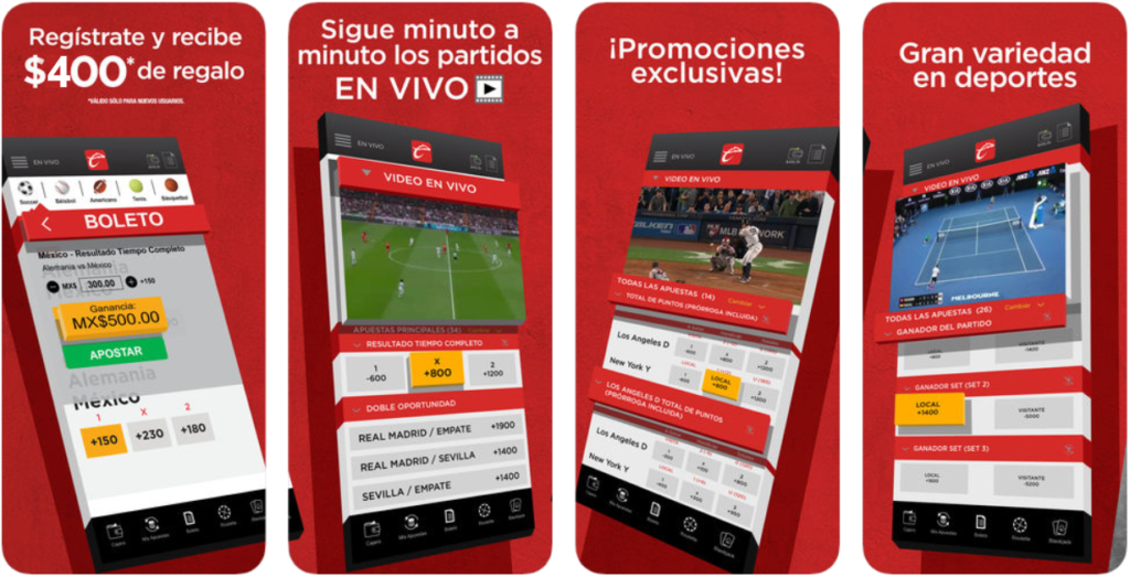 CalienteSports.mx